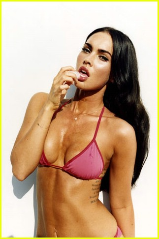 megan fox gq