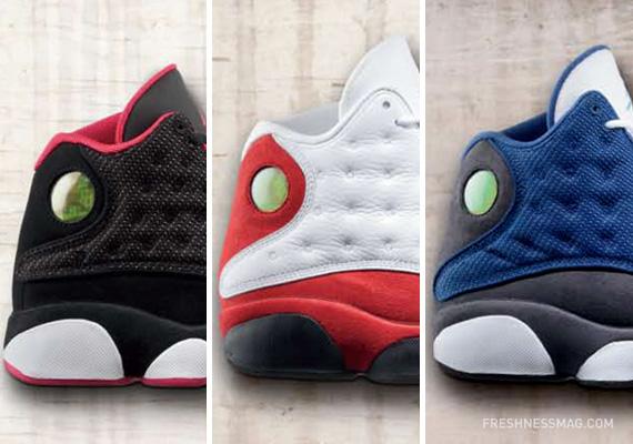 Jordan Brand – Holiday 2010 – Air Jordan XIII (13) Retro  23c4e2c609