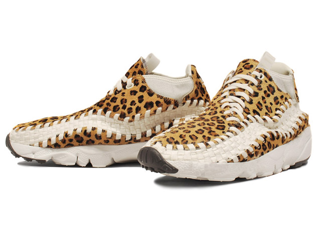 """c83de9648654 Nike Sportswear have done a great job at bringing back the Footscape Woven  this year, the latest edition is this """"Leopard"""" version.. not for everyone  sure, ..."""